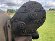 Antique Champion And Forge Co Blacksmith Blower