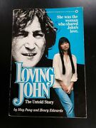Loving John The Untold Story By May Pang And Henry Edwards 1983 Paperback