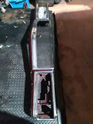 1990 Cadillac Fleetwood Brougham Bare Headerpanel With Headlight Bezels