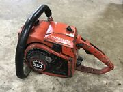 Vintage Homelite 350 Chainsaw With Bar/chain - Parts Saw Xxx
