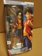 Official One Piece Monkey D. Luffy Variable Action Heroes Figure - New Sealed