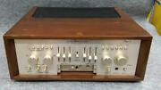 Marantz Pm-8 Console Stereo Integrated Amplifier Amp Maintained Tested Working