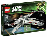 Lego Star Wars Ucs 10240 Red Five X-wing Starfighter Sealed Box - Discontinued
