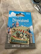 Disney Dlr - Piece Of Disneyland History - Jungle Cruise Pin. Limited Le 1000