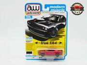 2019 Dodge Challenger R/t Seat Pack Black Chase Card Diecast Collector Model