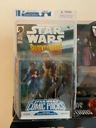 Star Wars Comic Pack Shadows Of The Empire 4 Leia Organa And Xizor Legacy