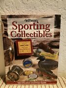 Warman's Sporting Collectibles Lures Decoys Tackle Hunting Fishing Fish Book New
