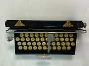 Rare Young American Antique Typewriter