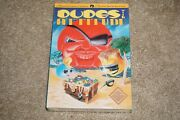 Dudes With Attitude Nintendo Nes New Factory Sealed Great Shape