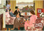 2022 Wall Calendar 12pgfamily Life Vintage Beer Ads By Douglas Crockwell M3039