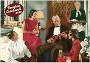 2022 Wall Calendar 12pgvintage Beer Ads Family Life By Douglas Crockwell M3040