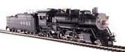 Broadway Limited Ho Atsf 4000 Class 2-8-2 4100 Oil Paragon4 Sound/dc/dcc 4763