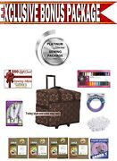 Exclusive Platinum Series Sewing Package For Juki Hzl-dx Series Sewing Machines