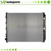 Aluminum Truck Radiator For 08-12 Volvo Vn Series Fast Free Shipping