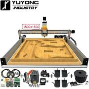 1515 Lead Cnc Full Kit Lead Cnc Router Machine Carving Engraving Y Axis Travel
