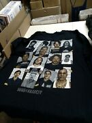 1 2 Xl Rare Sons Of Anarchy Club Mug Shoot T-shirt Been Cleaned Damage Free