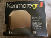 Kenmore Elite Grill Cover 56lx25wx44h In