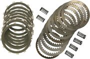 Dp Brakes Clutch Kit With Steel Friction Plates Dpsk232f