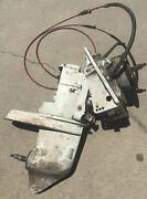 Volvo Penta 270 Pz Nr Outdrive With Transom Bell Housing Etc As Is