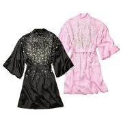 New Victoriaand039s Secret Fashion Show Robe 2018 Nyc New York Backstage Great Gift
