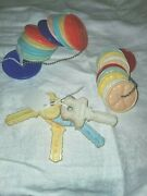 Antique Baby Toys From The 50s