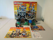 Gok Lego 6090 Royal Knightand039s Castle Top Zustand Mit Ovp And Ba Mit Inlay