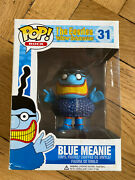 Funko Pop Beatles Blue Meanie Yellow Submarine Vraie Real From 2012