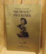 Hummel Figurines By Goebel Vintage Catalog Booklet And Price Guide