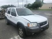 Front Bumper Xlt With Wheel Lip Moulding Smooth Fits 03-04 Escape 542657