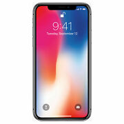 Apple Iphone X 64gb T-mobile Unlocked Gsm Phone Dual 12mp Camera - Space Gray