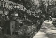 1984 Press Photo Holy Land Section Of The Ave Maria Grotto In Cullman Alabama