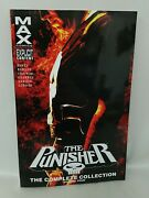 Punisher Max Complete Collection Vol 4 2019 50-60 Marvel Tpb Sc Unread Ennis