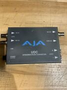 Aja Udc Up/down/cross Converter With Power Supply