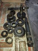 Transmission Gears And Shafts John Deere Early 620 Also Fit Late 620 630 Tractor