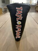 New Rare Taylormade Vault Bacon And Eggs Blade Putter Headcover Free Shipping
