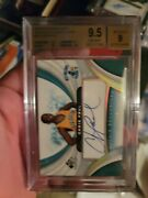 2005 Chris Paul Sp Game Used Rookie Exclusives Auto 54/100 Rc Cp Bgs Gem 9.5