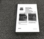 Ford New Holland 185 513 519 679 Manure Spreader Gearbox Service Repair Manual