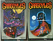 Gargoyles Clan Building Tpb 1 And 2 Complete Series Contains Unpublished Stories