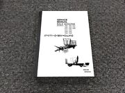 Sperry New Holland 1000 1005 1010 1012 Bale Wagon Service Repair Manual 40931400