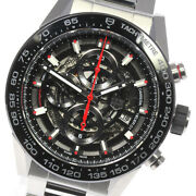 Tag Heuer Carrera Car2a1w-0 Chronograph Automatic Menand039s Watch_615804
