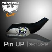 Yamaha Grizzly 660 02-03 Pin Up Motoghg Seat Cover Tts1539sep1539