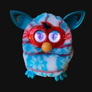 Hasboro Furby Boom Red White And Blue Tested Works, Sings, Talks Dances