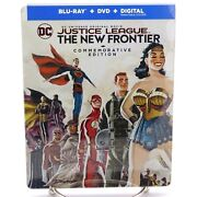 Justice League The New Frontier Steelbook Brand New And Sealed