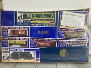 1990 Limited Procter And Gamble Pandg Employee K-line O Train Set S-2 Rare Unopened