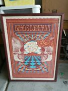 Dead And Company Show Poster, Gorge, George Wa 6/28/18 Signed And Numbered