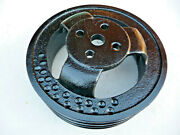 Nos 1955 1956 1957 Ford Mercury Factory Air Water Pump Pulley A/c Fomoco