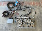 Sonnyand039s Electronic Fuel Injection Intake Setup Truck Pull Boat Drag Race Nhra