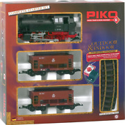 Piko G Scale New 2021 Db Br80 Ore Starter Set Usa Edition 37100