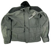 Aerostich Roadcrafter Gore-tex Gtx 98andrsquo Mens Gray Motorcycle Riding Jacket 42s