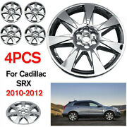 For Cadillac Srx Full Wheel Cover Hubcaps Rim Cover 2010-2012 4x 20and039and039 Hub Caps